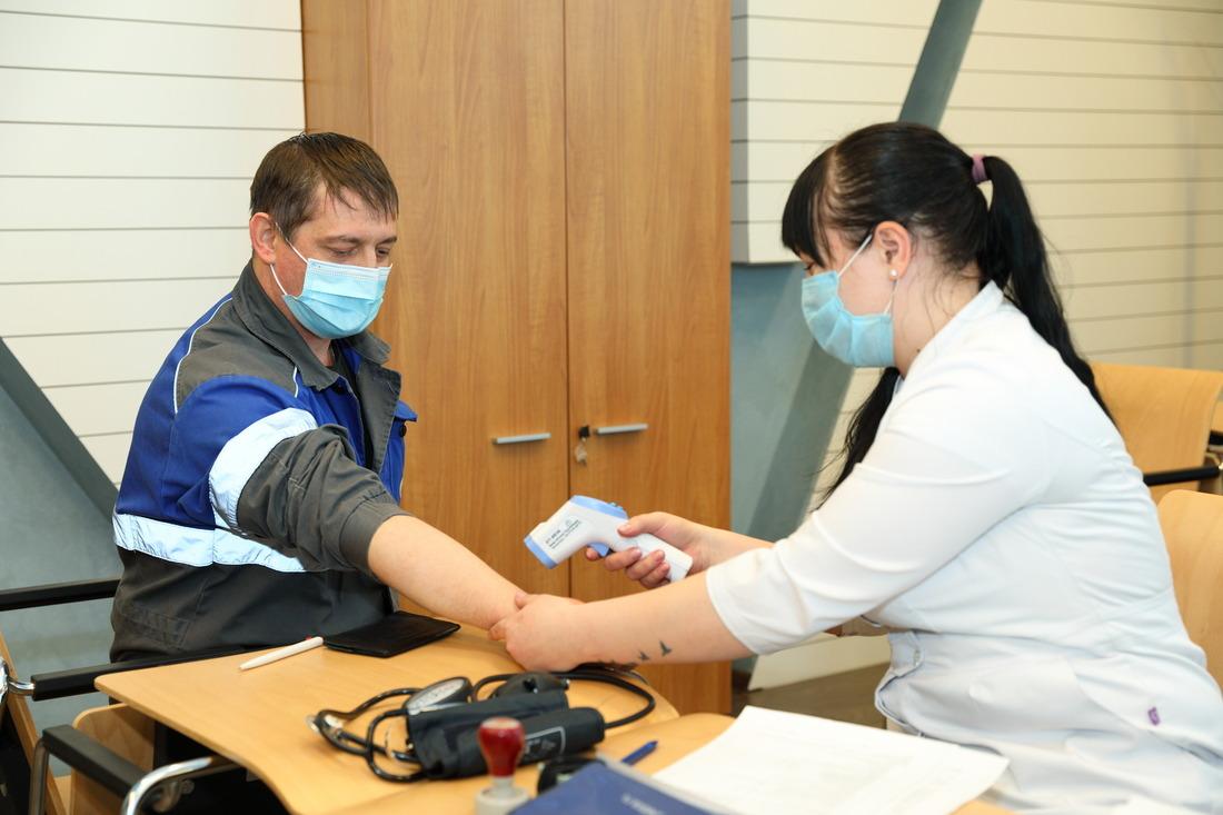 Обязательная процедура медицинского осмотра перед вакцинацией