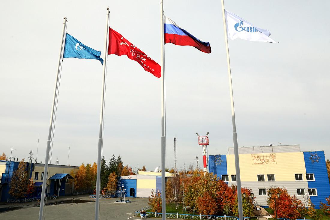 """В Год памяти иславы """"Знамя Победы"""" было поднято навсех значимых производственных объектах компании"""