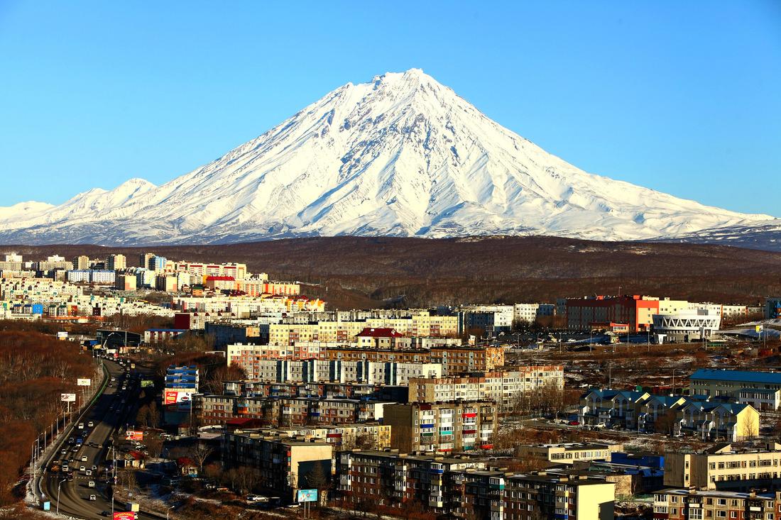 Уровень газификации Камчатского края достиг почти 60%